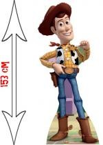 Figurine Géante Woody Toy Story