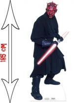 Figurine Géante Darth Maul Star Wars