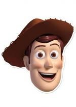 Masque Carton Adulte Woody Toy Story