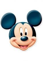 Masque Carton Adulte Mickey et Friends