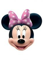 Masque Carton Adulte Minnie Mickey et Friends