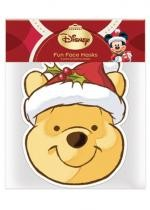 Masque Adulte En Carton Disney Christmas Winnie