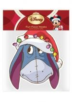 Masque En Carton Disney Christmas Bourriquet