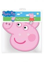 Masque Carton Adulte Peppa Pig