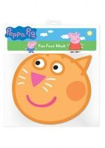 Masque Carton Adulte Candie Chat Peppa Pig