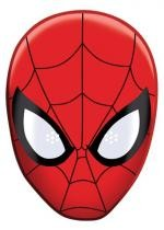 Masque Carton Adulte Spiderman