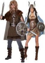 Couple les Guerriers Viking