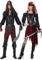 Couple de Pirate Corsaire