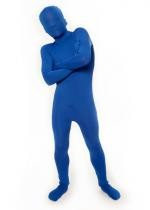 Seconde Peau Morphsuit™ Enfant Bleue