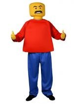 Seconde Peau Morphsuit™ Lego Monsieur Bloc