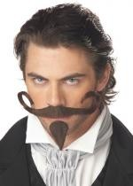 Moustache Et Barbichette Dandy