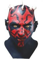 Masque Latex Luxe Dark Maul Star Wars