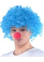 Sachet De 12 Nez Clown Mousse A Pince Rouge