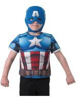 Kit Enfant Captain America