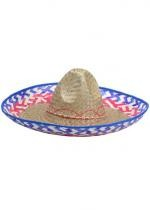 Mexicain Paille Adulte Naturel 50 Cm
