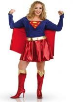 Déguisement Adulte Super Girl