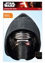 Masque Adulte En Carton Star Wars Kylo Ren