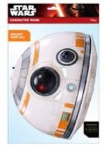 Masque Adulte En Carton Star Wars BB 8