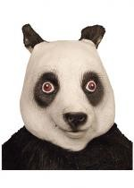 Masque Adulte Panda Complet Latex
