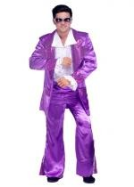 Costume King Disco Violet