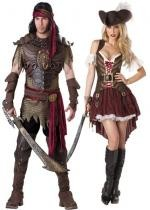 Couple De Pirate Scorpio