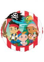 Ballon Jake Le Pirate Standard 43 Cm