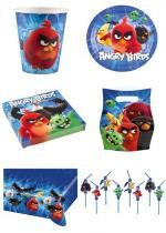 Vaisselle à Jeter Angry Birds
