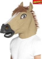 Masque Complet Cheval Latex