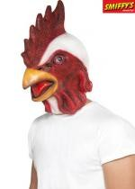 Masque Complet Poulet Latex