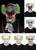 Kit De Maquillage Clown Sinistre