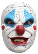 Masque Latex Adulte Clown Abominable