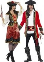 Couple Pirate Grande Taille