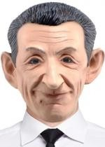 Masque Nicolas Sarkozy Integral Latex