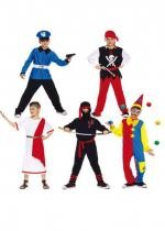 Assortiment 20 Costumes Carnaval Garcons Enfant