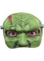 Demi Masque Latex Adulte Frankenstein