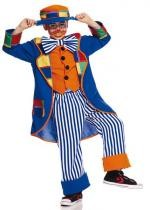 Déguisement Clown Patchwork
