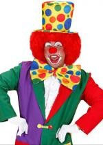 Chapeau Clown Haut De Forme Adulte