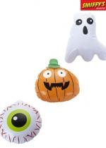 3 Mini Ballons Halloween 15Cm