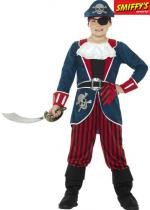 Déguisement Enfant Capitaine Pirate Deluxe