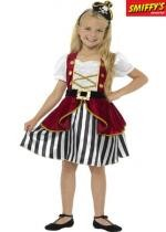 Déguisement Fille Pirate Deluxe