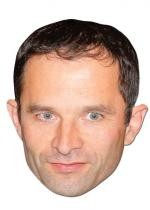 Masque Benoit Hamon