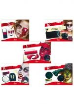 Assortiment Kits Maquillage Halloween