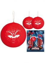 Sachet De 3 Ballons À Frapper Spiderman