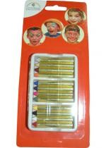 Lot 12 Crayons Maquillage