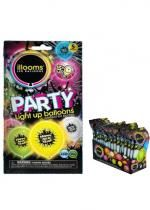 Sachet De 5 Ballons Led Happy New Year