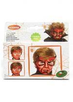 set maquillage clown m chant gentil maquillage kits et palettes le. Black Bedroom Furniture Sets. Home Design Ideas