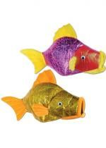 Coiffe Poisson Clown