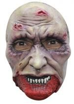 Masque Zombie En Latex Adulte