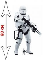 Figurine Géante De Flametrooper Star Wars