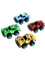 4X4 Camouflage Coloris Assortis